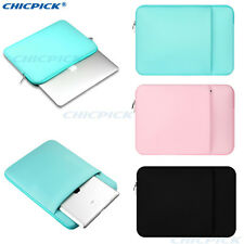 "Notebook Laptop sleeve Case Carry Bag For Macbook iPad Mac Air Pro 11"" 13"" 15"""