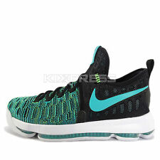 Nike Zoom KD 9 EP [844382-300] Basketball Birds of Paradise Clear Jade/Black