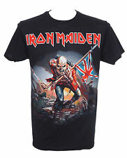 IRON MAIDEN - THE TROOPER - Official T-Shirt - Heavy Metal - New 2XL ONLY
