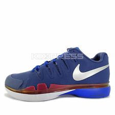 WMNS Nike Zoom Vapor 9.5 Tour [631475-504] Tennis Dark Purple Dust/Silver-Blue