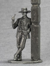 Toy Tin Soldiers METAL 54mm Miniature female figures 1/32