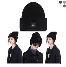 Women Men Warm Winter Baggy Beanie Knit Crochet Oversized Hats Slouch Ski Caps G