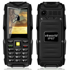 VKWorld Stone V3 IP67 Waterproof Phone Dustproof Shockproof 2.4'' GSM Cell Phone