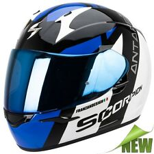 Scorpion EXO-410 AIR ANTARES Motorcycle Full Face Helmet Touring white