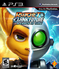 Ratchet & Clank Future: A Crack In Time - Playstation 3 PS3 Game