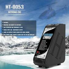 HTRC HT-0053 H200AC/DC 200W Balance Charger/Discharger for RC Airplane T2W6
