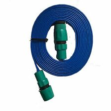 5 METRE FLAT FOOD GRADE HOSE IDEAL AS AN EXTENSION FOR CARAVAN/MOTORHOME/BOAT