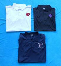 Lot of 3 ~ BAW Athletic Wear ~ Mens Polo Style or Golf Shirts ~ Size Adult XL