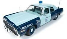 AUTO WORLD AMM1009 1019 1023 1030 DODGE / CHEVROLET USA POLICE model cars 1:18th