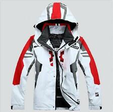 Outdoor Mens Casual Hiking ski suit Jacket Waterproof Coat Snowboard Outerwear