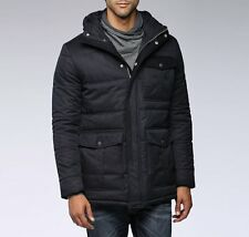 BNWT Antony Morato Hooded Padded Jacket - Navy - WAS £200 NOW ONLY £94.99 SALE