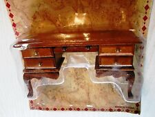 NEW VICTORIAN DOLLS HOUSE FURNITURE: SIDEBOARD / DRESSING TABLE Wooden 12cm Wide