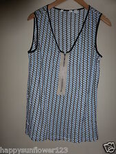 COUNTRY ROAD Trenery womens singlet top  ladies tank blouse size XXS,S,M,L