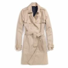NWT Tommy Hilfiger Womens Classic Trench Coat Outerwear