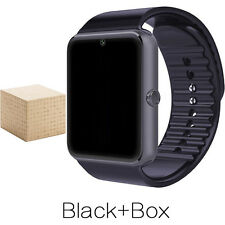 Bluetooth Smart Watch GT08 Wristwatch Touch Screen Phone Watch for Android Phone