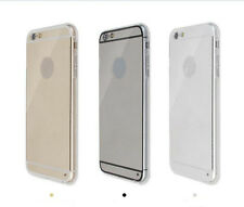 IP 6 Mirror iP  7 Ultra-thin 6 Plus 6s Case Cover for 7Plus Electroplating