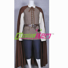 Pirates Of The Caribbean Cosplay Will Turner Cosplay Costume Halloween Costume