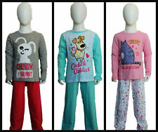 Girls Secret Life of Pets Long Sleeve Pyjamas/nightwear Age 4 years 10 years