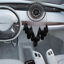 Handmade Dream Catcher feathers Bead Lace car wall hanging decoration ornament