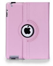 Tablet Case 360 Rotating PU Leather Stand Screen Protector Cover For ipad mini