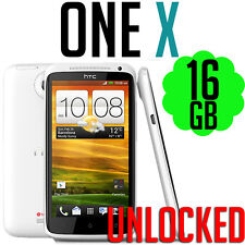 HTC One X UNLOCKED 16GB Bluetooth GPS FM Radio Android Mobile Phone Smartphone