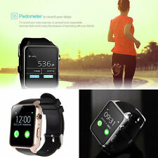 Bluetooth GT88 Smart Wrist Watch For Android iPhone LG Heart Rate Monitor TF SIM