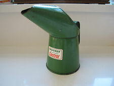 Vintage Green Castrol Oil Can