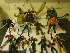 """MARVEL LEGENDS SELECT DIAMOND 6"""" TO 8"""" FIGURES LOTS TO CHOOSE FROM LOT 2"""
