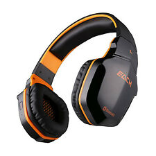 Wireless Headphone Bluetooth 4.1 Stereo Gaming Headset w/ NFC Mic For iPhone 7