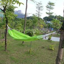Portable Air Hanging Hammock Sleep Chair Outdoor Swing Patio Tree Camping Travel