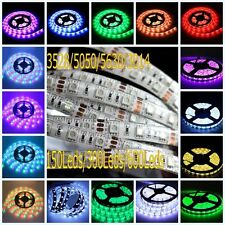 5M 12V 150LEDs/300LEDs/600LEDs 3528 5050 5630 3014 SMD LED Strip Lamp For Xmas