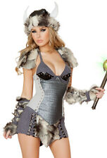 J Valentine deluxe snow Viking womens medieval costume