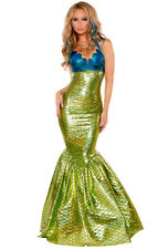 Womens J Valentine green little mermaid costume