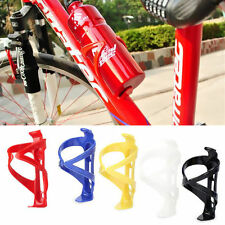 Bike Bicycle Water Bottle Holder Cage Mount Cycling Cup Polycarbonate Drink