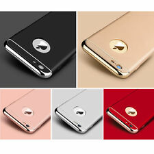 Hybrid Slim Electroplate Hard Case Cover for Apple iphone 6 6s 7 Plus