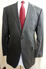 NWT Brooks Brothers 1818 Madison Saxxon Wool Gray Suit 44R 44L 46L MSRP $1098