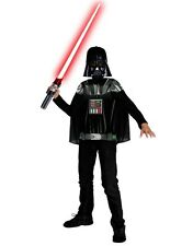 Boys Child STAR WARS Darth Vader Costume Outfit Halloween Costume Small/Medium