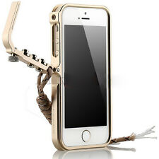 Tough Aluminum Metal Frame Bumper Hard Cleave Case Cover For Apple iPhone5 5s SE
