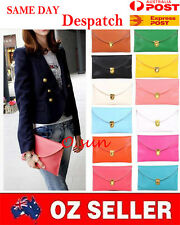 NEW Womens Envelope Clutch Chain Purse Lady Handbag Tote Shoulder Hand Bag