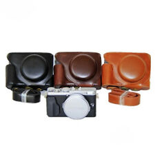 New Leather Camera Case Bag Cover Protector for Fujifilm Fuji X70 Finepix