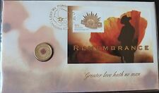2012 red poppy Remembrance day coin. PNC mintmark C, limited issue UNC