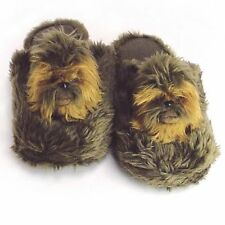 Star Wars Chewbacca Slippers By Comic Images Unisex Large & Small Available