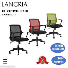 Ergonomic Mesh Computer Home Desk Office Chair Executive Armrest Mid-Back Colors