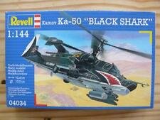 REVELL 1/144 RUSSIAN KAMOV KA-50 BLACK SHARK HELICOPTER AIRCRAFT MODEL KIT