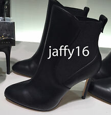 ZARA HIGH HEEL ANKLE BOOTS WITH ELASTIC 35-41 REF. 6114/101