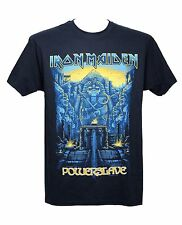 IRON MAIDEN - POWERSLAVE  - Official Licensed T-Shirt - Heavy Metal - New L XL