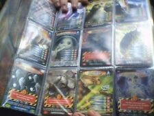 Doctor Who Battles In Time Large Binder+ Cards
