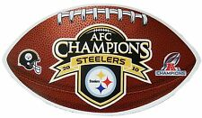 Pittsburgh Steelers NFL AFC Champion 2010 Licensed Car / Truck Magnet