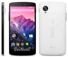 UNLOCKED LG Google Nexus 5 D820 16GB WHITE Global GSM LTE Phone Android 6.0