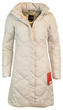 The North Face Women's Miss Metro Down Parka - Moonlight Ivory - $320 MSRP